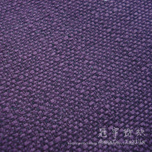 Tissu de Polyester 100 % polyester tissu lin Cation
