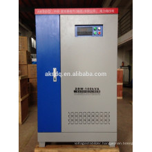 SBW Three Phase Compensated Voltage Stabilizer used in school