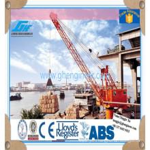 30T26M marine mobile portal crane
