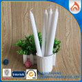 Afrika Selatan Big White Household Fluted Lilin