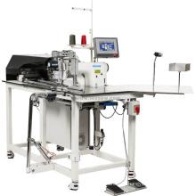 Máquina de coser automática de ajuste de tapeta