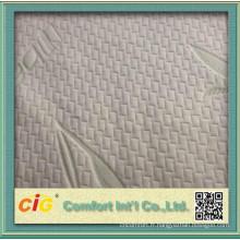 Tissu de matelas moderne Plain 2015