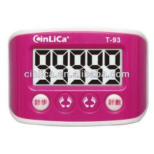 3d sensor pedometer/omron pedometer/calorie pedometer T-93