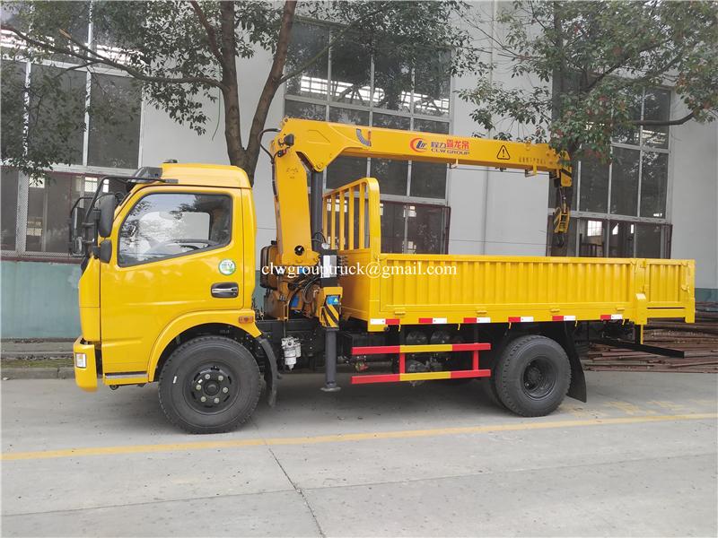 Crane Truck 5