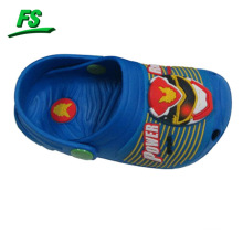 new printing cute garden shoes for kids
