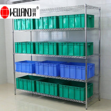 Estanterías de almacén de acero ajustable NSF Rack para almacenamiento