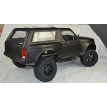 RC racing Jeep, jeep électrique échelle 1/10e RC, haute vitesse Jeep voiture rc