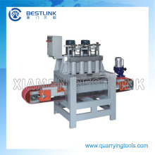 Small Stone Tiles and Mesh Mosaic Calibrating Machine