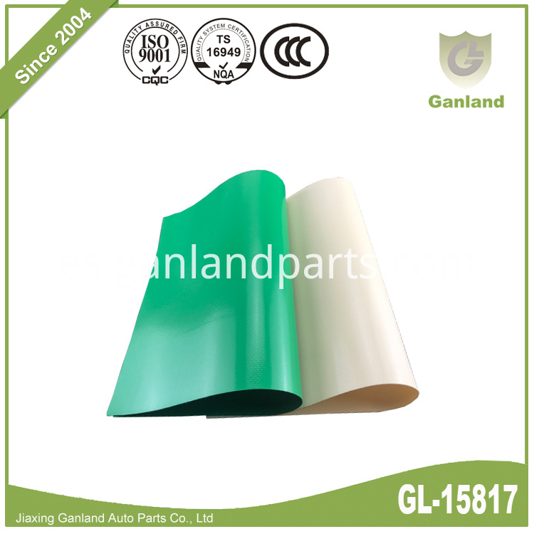 Weather Resistance PVC Tarpaulin GL-15817-1