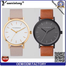 Yxl-295 The Horse Brand Fashion Watch Ladies Vogue in Stock Watches Gold Plated Leather Dress Lady Wrist Watch Mens Factory Cheapest Price
