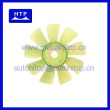 Vente chaude moteur diesel pièces lame ventilateur assy POUR DAF 950028 620 MM