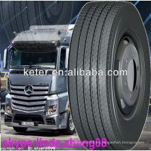camión sin cámara pneus neumáticos 8r22.5 9R22.5 10r22.5