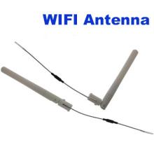 Дешевые резиновая Антенна WiFi антенна для беспроводной приемник