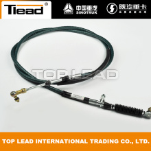 Sinotruk HOWO suku cadang Gear Shift Cable WG9725240008