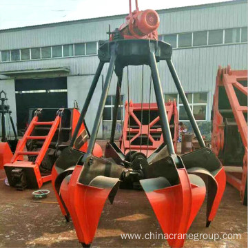 grab bucket for overhead crane