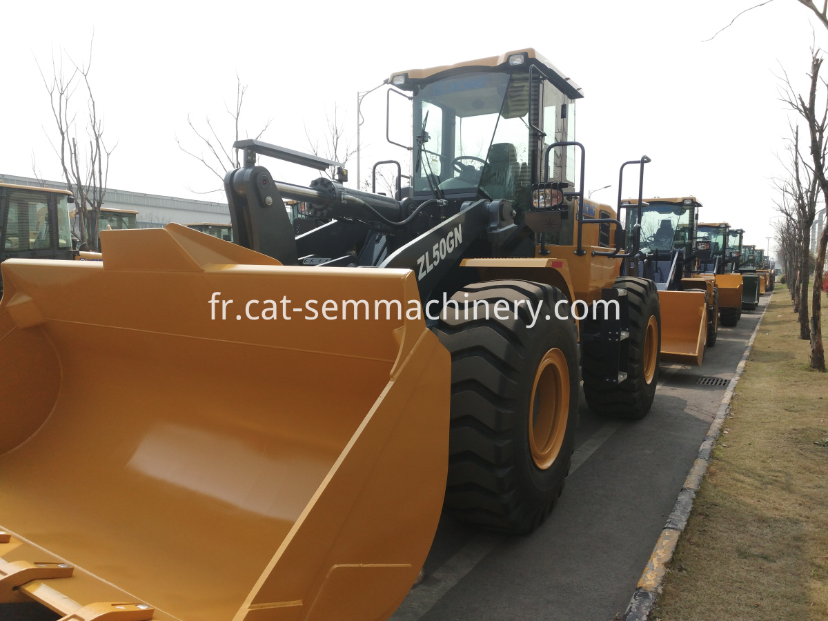 XCMG ZL50GN WHEEL LOADER 2