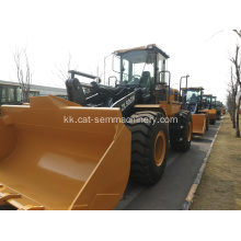 Зауыт бағасы 5ton Mini Delel Loader ZL50gn