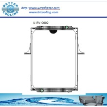 Truck Radiator 2000 for Renault Premium