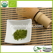 Organic Certified Green Tea Powder Matcha
