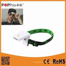 3LED Lampe de LED à LED à induction en plastique brillant (POPPAS-T101)