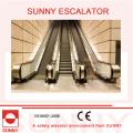 Escalator commercial avec élévation verticale jusqu'à 10m (3 étages), Sn-Es-C055