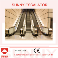 Коммерческие эскалатора с вертикальным подъемом до 10 м (3 этаж) , ЗП-Эс-C055