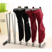 3 or 4 Pair Boot Rack Organizer Storage Stand Holder Hanger Home Closet Shoes Shelf Easy to Assemble