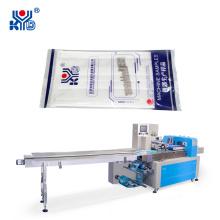 Máquina de envasado horizontal tipo almohada