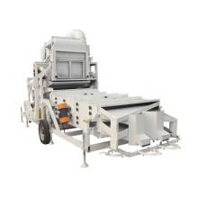 Vente chaude de machine de nettoyage de graines d'arachide au Soudan