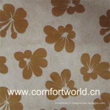 Tissu de canapé de tapisserie d'ameublement