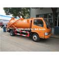 5 CBM Sewage & Fecal Suction Trucks