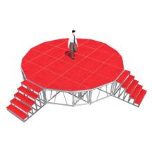 Estrutura de alumínio do fardo de 24m * 12m * 12m para fases incorporadas e dos eventos