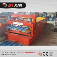 Roofing Sheet Rollformer / Dachplatte Cold Roll Forming Machine