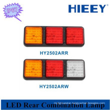 E-MARK led trailer light IP67 tail lamp 2014 hot sale LED rear combination lamp for truck and trailers