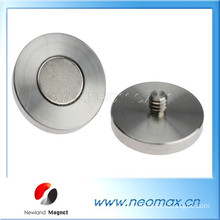 Holding and Fixturing assemby magnet with screw