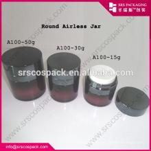 China Botella sin aire para el removedor del removedor de clavo hecho en la botella plástica de China para la venta