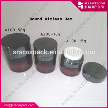 China Airless Bottle For Nail Polish Remover Made In China Plastic Bottle For Sale