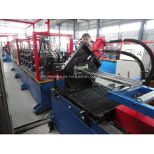 construction machinery galvanized steel door frame machine