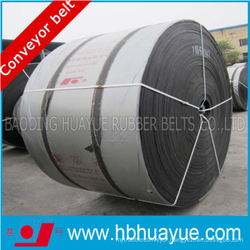 Wear Resistant, Whole Core Fire Retardant PVC/Pvg Conveyor Belt
