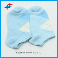 Cheap Custom Design Cotton Women Boat Ankle Socks