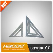 Règle triangulaire en alliage d'aluminium