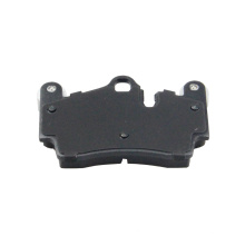 D978 customizable high tech vehicle brake pad  rear disc brake pad for PORSCHE Cayenne