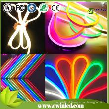 Colour Jacket LED Neon Light com 10 cores de brilho