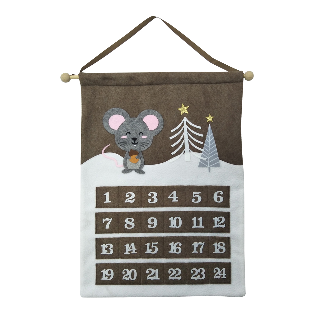 Mouse Advent Calendar