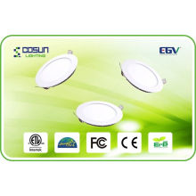 50hz 3500k Dimmable Recessed Led Flat Panel Lights For Airport , Eco-friendly Indoor Led Lighting