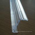 PVC shelf strips for supermarket