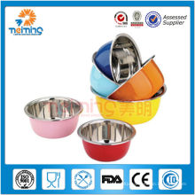 3pcs stainless steel mixing bowl,fruit bowl,salad bowl