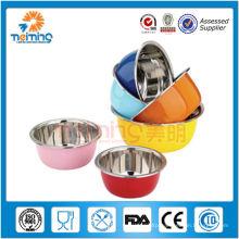 3pcs stainless steel mixing bowl,fruit bowl,salad bowl