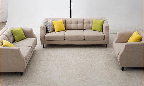123 Fabric Sofa Set
