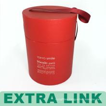 New Products Wholesale Custom Charming Perfume Gift Packaging Cardboard Tube Box